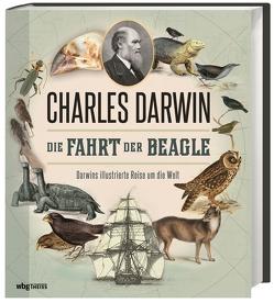 Die Fahrt der Beagle von Darwin,  Charles, Henninger,  Hanne