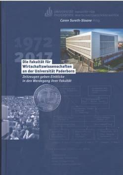 Die Fakultät für Wirtschaftswissenschaften an der Universität Paderborn von Sureth-Sloane,  Caren