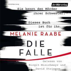 Die Falle von Minichmayr,  Birgit, Raabe,  Melanie, Striesow,  Devid