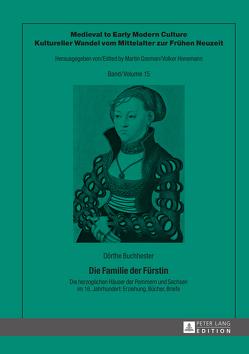 Die Familie der Fürstin von Buchhester,  Dörthe