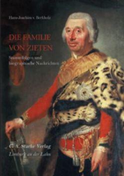 Die Familie von Ziethen von Berkholz,  Hans J von