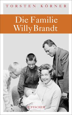Die Familie Willy Brandt von Körner,  Torsten