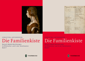 Die Familienkiste von Antenhofer,  Christina