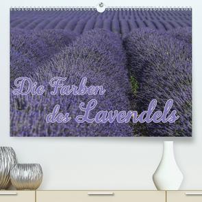 Die Farbe des Lavendels (Premium, hochwertiger DIN A2 Wandkalender 2020, Kunstdruck in Hochglanz) von Thiele,  Ralf-Udo