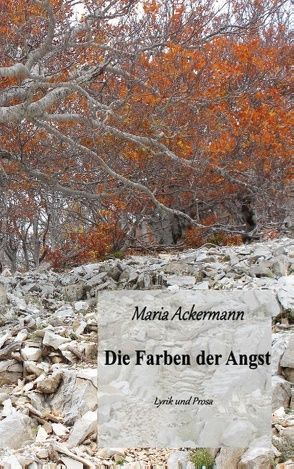 Die Farben der Angst von Ackermann,  Maria