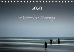 Die Farben der Camargue (Tischkalender 2020 DIN A5 quer) von Rosemann,  Sigrid
