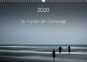 Die Farben der Camargue (Wandkalender 2020 DIN A3 quer) von Rosemann,  Sigrid