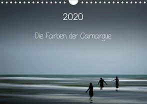 Die Farben der Camargue (Wandkalender 2020 DIN A4 quer) von Rosemann,  Sigrid