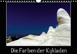 Die Farben der Kykladen (Wandkalender 2020 DIN A4 quer) von Fuchs,  Stefan