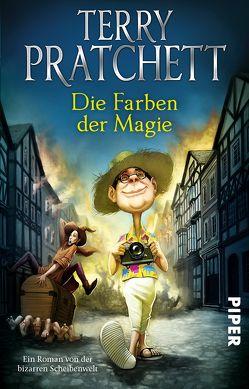 Die Farben der Magie von Brandhorst,  Andreas, Pratchett,  Terry