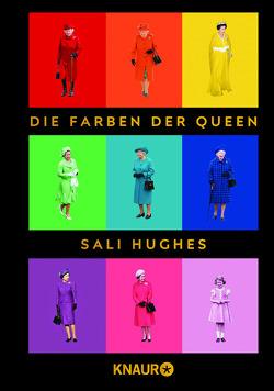Die Farben der Queen von Hughes,  Sali