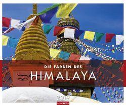 Die Farben des Himalaya – Kalender 2019 von Weingarten