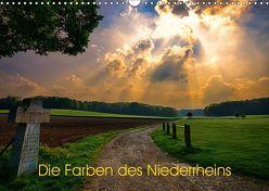 Die Farben des Niederrheins (Wandkalender 2019 DIN A3 quer) von Kierek,  Stefan