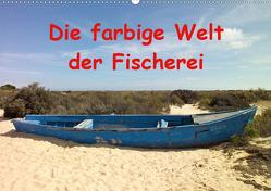 Die farbige Welt der Fischer (Wandkalender 2020 DIN A2 quer) von 2019 by Atlantismedia,  (c)