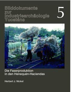 Die Faserproduktion in den Henequén-Haciendas von Nickel,  Herbert J
