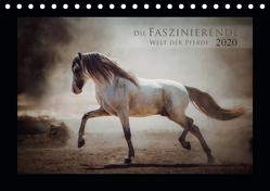 Die Faszinierende Welt der Pferde (Tischkalender 2020 DIN A5 quer) von Mischnik,  Sabrina