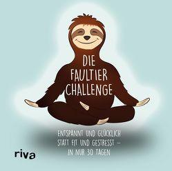 Die Faultier-Challenge