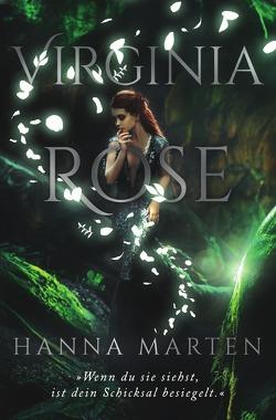 Die Feen-Saga / Virginia Rose von Marten,  Hanna