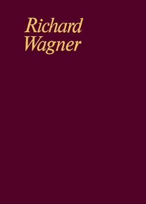 Die Feen (WWV 32) und Das Liebesverbot (WWV 38) von Jost,  Peter, Voss,  Egon, Wagner,  Richard