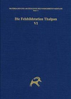Die Felsbildstation Thalpan VI von Bandini-König,  Ditte, Hauptmann,  Harald