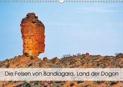 Die Felsen von Bandiagara. Land der Dogon (Wandkalender 2019 DIN A3 quer) von Bombaert,  Patrick