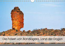 Die Felsen von Bandiagara. Land der Dogon (Wandkalender 2019 DIN A4 quer) von Bombaert,  Patrick