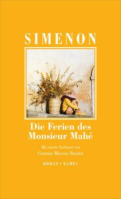 Die Ferien des Monsieur Mahé von Simenon,  Georges