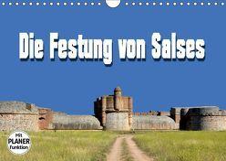 Die Festung von Salses (Wandkalender 2019 DIN A4 quer) von Bartruff,  Thomas