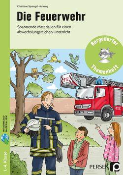 Die Feuerwehr von Sprengel-Henning,  Christiane