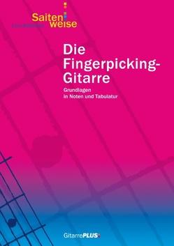 Die Fingerpicking-Gitarre von Battiston,  Lino