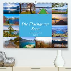 Die Flachgauer Seen (Premium, hochwertiger DIN A2 Wandkalender 2020, Kunstdruck in Hochglanz) von Kramer,  Christa