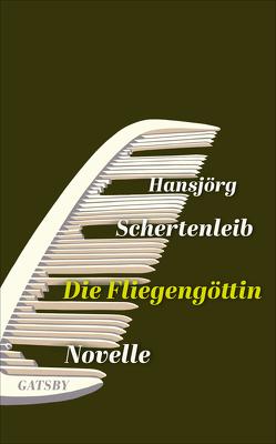 Die Fliegengöttin von Schertenleib,  Hansjörg