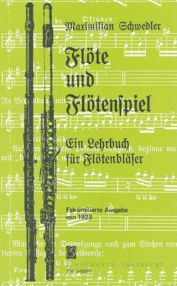 Die Flöte und das Flötenspiel von Majewski,  E., Schwedler,  Maximilian