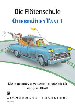 Die Flötenschule von Utbult,  Jan, Zetterlund,  Anna