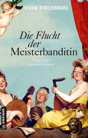 Die Flucht der Meisterbanditin von Stolzenburg,  Silvia