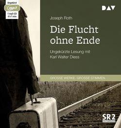 Die Flucht ohne Ende von Diess,  Karl Walter, Roth,  Joseph