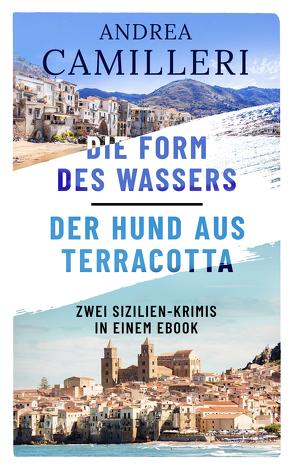 Die Form des Wassers/Der Hund aus Terracotta von Assemi,  Schahrzad, Bechtolsheim,  Christiane von, Camilleri,  Andrea