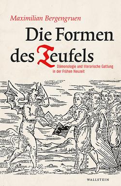 Die Formen des Teufels von Bergengruen,  Maximilian