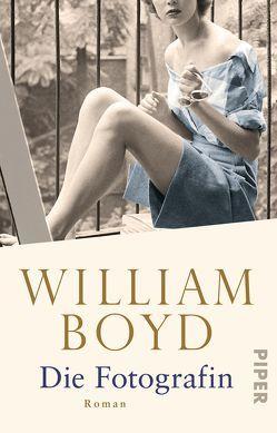 Die Fotografin von Boyd,  William, Klobusiczky,  Patricia, Thiesmeyer,  Ulrike