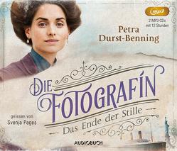 Die Fotografin – Das Ende der Stille von Durst-Benning,  Petra, Pages,  Svenja