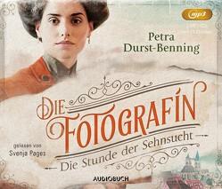 Die Fotografin – Die Stunde der Sehnsucht von Durst-Benning,  Petra, Pages,  Svenja