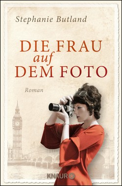 Die Frau auf dem Foto von Butland,  Stephanie, Reissig,  Heike