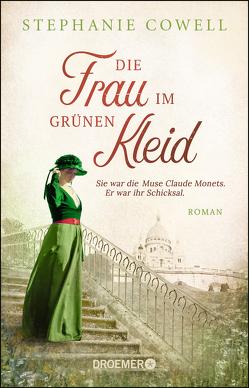 Die Frau im grünen Kleid von Aeckerle,  Susanne, Cowell,  Stephanie