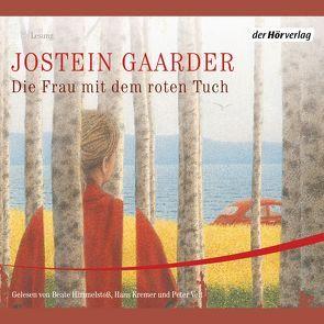 Die Frau mit dem roten Tuch von Gaarder,  Jostein, Haefs,  Gabriele, Himmelstoss, ,  Beate