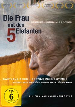 Die Frau mit den 5 Elefanten (Sonderausgabe) von Jendreyko,  Vadim