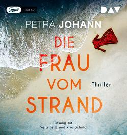 Die Frau vom Strand von Johann,  Petra, Schmid,  Rike, Teltz,  Vera