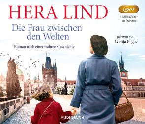 Die Frau zwischen den Welten von Lind,  Hera, Pages,  Svenja