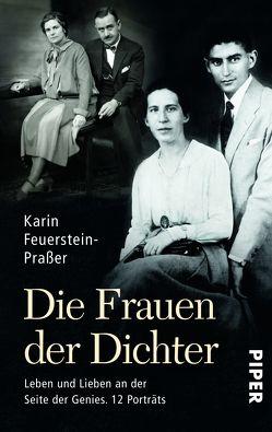 Die Frauen der Dichter von Feuerstein-Praßer,  Karin
