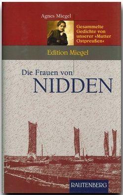 Die Frauen von Nidden von Miegel,  Agnes