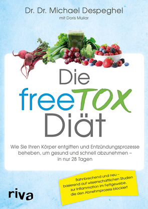 Die freeTOX-Diät von Despeghel,  Michael, Muliar,  Doris